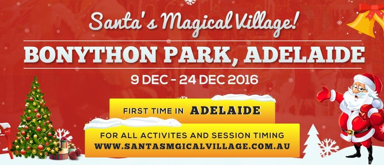 Santas Magical Village