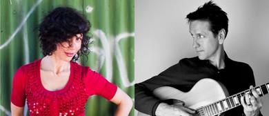 Jackie Bornstein and James Sherlock Jazz Duo