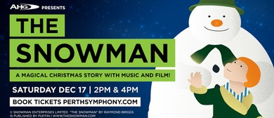 The Snowman - A Magical Christmas Story With Music and Film
