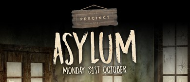 Asylum - Cup Eve Halloween Party