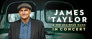 James Taylor And His All-Star Band In Concert