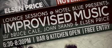 Improvised Music With Bruce Cale, John Shand & Elsen Price