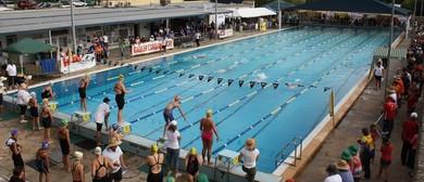 Masters Swimming SA Summer Pool Series Meet No. 3