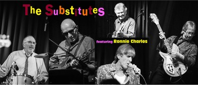 Giants of '60s Rock Show Featuring Ronnie Charles