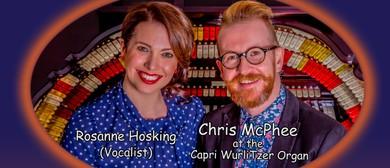 Chris McPhee and Rosanne Hosking