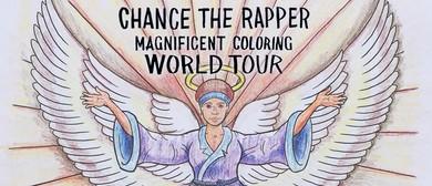 Chance the Rapper - Magnificent Colouring World Tour