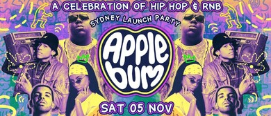 Applebum - Sydney Launch Party