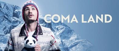 Coma Land By Will O'Mahony
