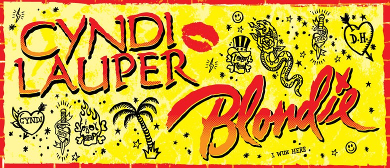 Cyndi Lauper and Blonie Arena Shows