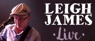 Leigh James