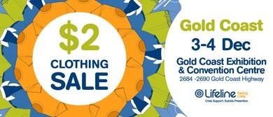 Lifeline $2 Clothing Sale