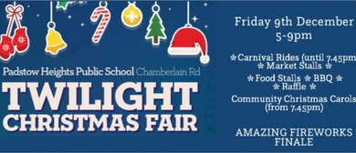 Twilight Christmas Fair