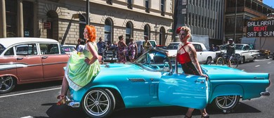Ballarat Beat Rockabilly Festival 2017