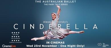 The Australian Ballet's Cinderella In Cinemas