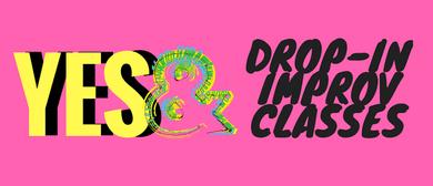 Drop-in Improv Classes
