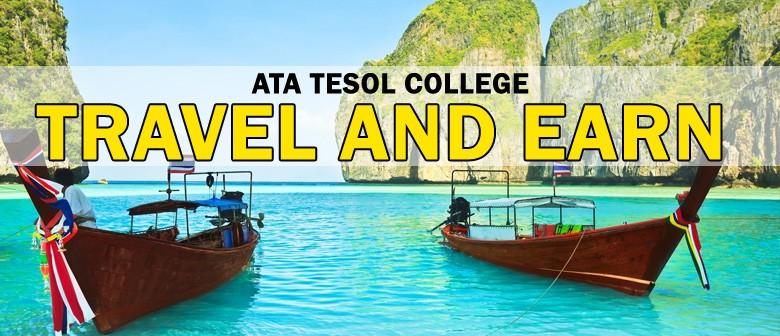 Travel and Earn - Teach Conversational English Overseas
