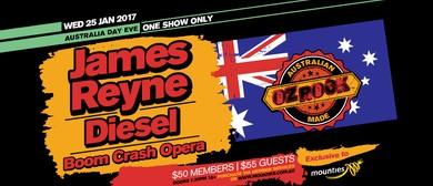 Australian Made - James Reyne, Diesel, Boom Crash Opera