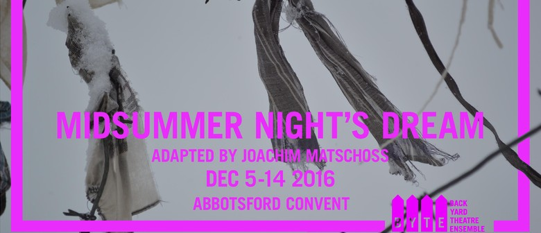 Midsummer Night's Dream Re-Imagined