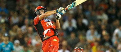 KFC BBL - 06 Game 30 - Brisbane Heat Vs Melbourne Renegades