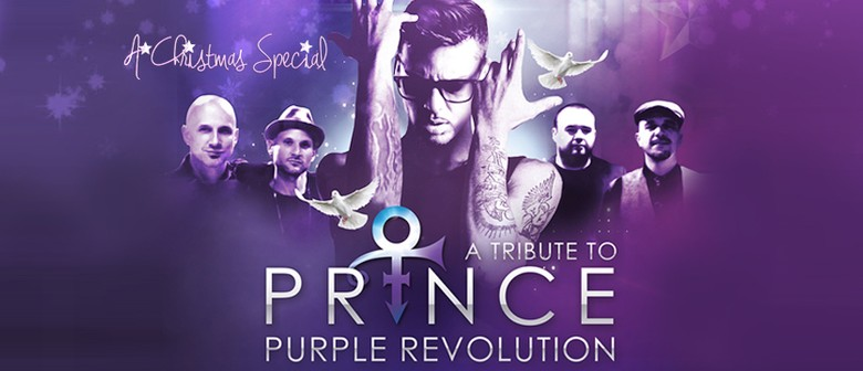 A Tribute to Prince - Purple Revolution Feat. Andrew De Silv