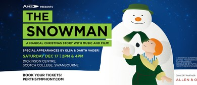 The Snowman - Perth Symphony Orchestra