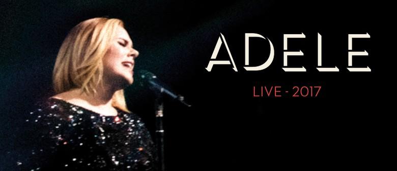 Adele Live 2017