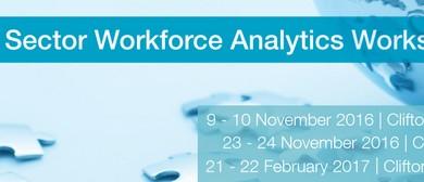 Public Sector Workforce Analytics Workshop