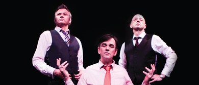 Canberra Comedy Festival - Doug Anthony All Stars