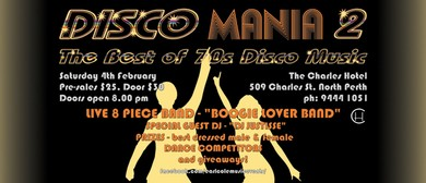 Disco Mania 2 - A Celebration of 70s Disco Music