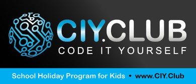 CIY Club - Holiday Coding Camps for Kids