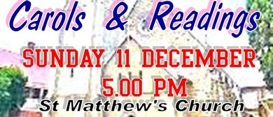 Multifath Readings and Christmas Carols