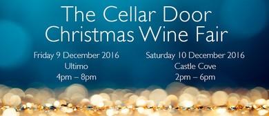 Christmas Wine Fair