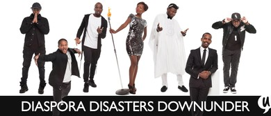Diaspora Disasters Downunder