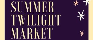 Summer Twilight Market