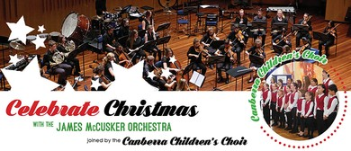 Celebrate Christmas With the James McCusker Orchestra
