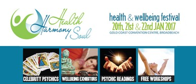 Health Harmony Soul
