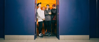 Thundamentals - Never Say Never Tour