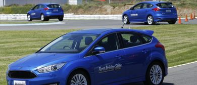 Ford Driving Skills for Life Clinic