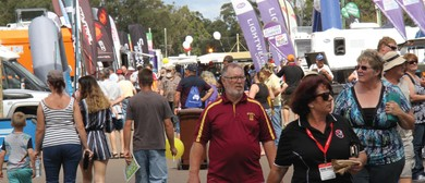 2017 Wide Bay, Fraser Coast Home Show & Caravan Camping 4