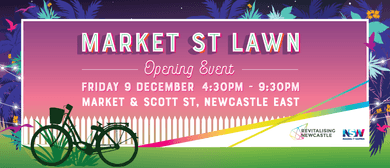 Market St Lawn Opening Event