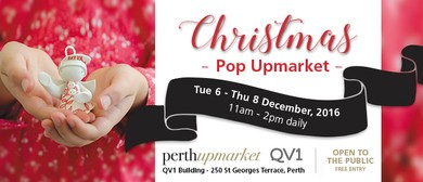 Christmas Pop Up Market 2016
