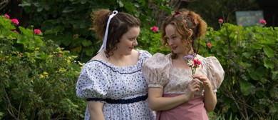 Sense and Sensibility In the Garden