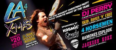 LA-Xmas 4 - 4 Huge 80's Rock Tribute Bands