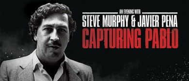Capturing Pablo - An Evening With Javier Pena & Steve Murphy