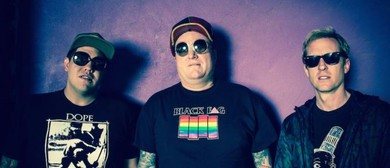 Sublime With Rome Australian Tour 2017