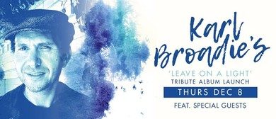 Karl Broadie Tribute Album Launch