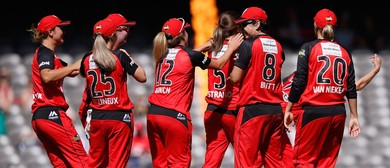 rebel WBBL 02 Match 10 - Melb Renegades Vs Hobart Hurricanes