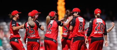 rebel WBBL 02 Match 17 - Hobart Hurricanes Vs Melb Renegades