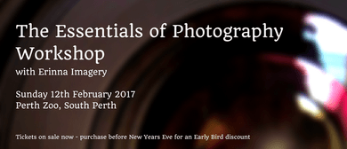 Photography Workshop - The Essentials of Photography