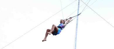 Summer Holiday Circus and Flying Trapeze